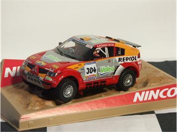 Ninco Mitsubishi Pajero Dakar 06