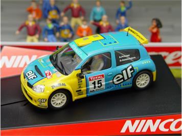 Ninco Renault Clio YPRES