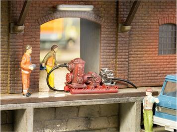 Noch 13752 3D minis Entwässerungs-Pumpe HO
