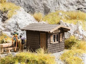 Noch 14338 L-C Schutzhütte Babenstuber Hütte