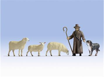 Noch 17901 Spur 0 Schafe und Schäfer