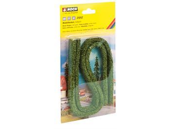 Noch 21512 Modellhecke grün, 2 Stück, 50 cm lang
