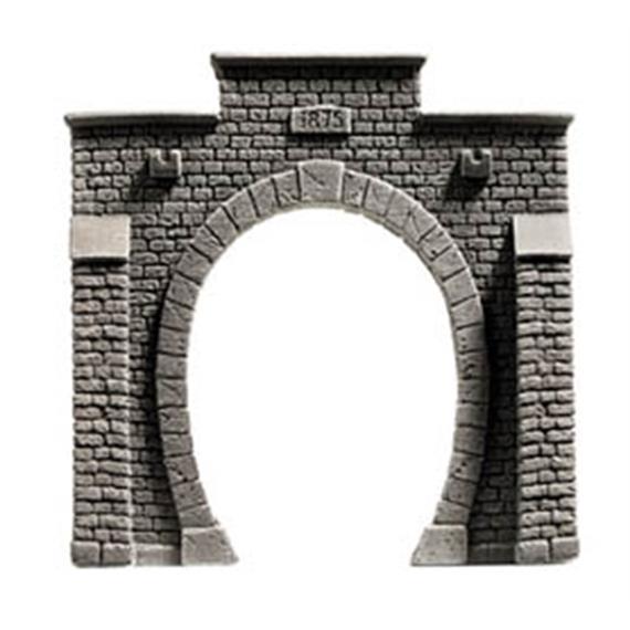 Noch 58051 Tunnel-Portal 1-gl. PROFI-plus Spur H0