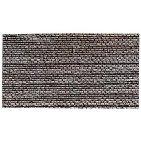 Noch 58200 Natursteinmauer extra lang 65 x 12,5 cm
