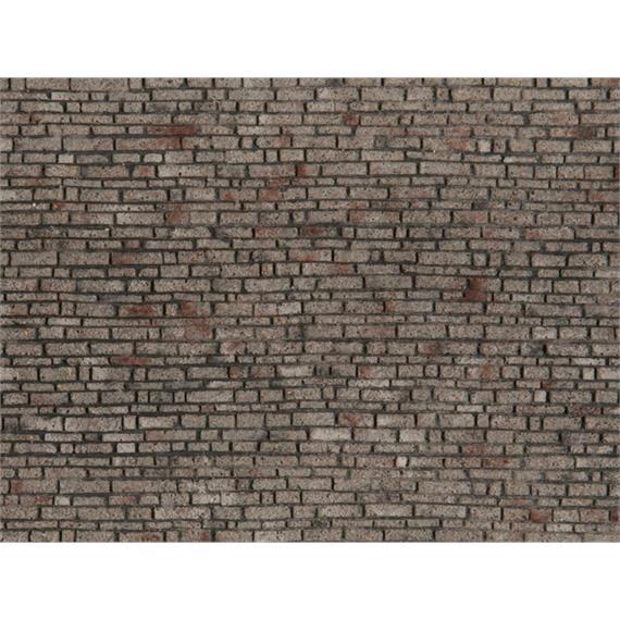Noch 60370 Strukturfolie Schichtmauerwerk