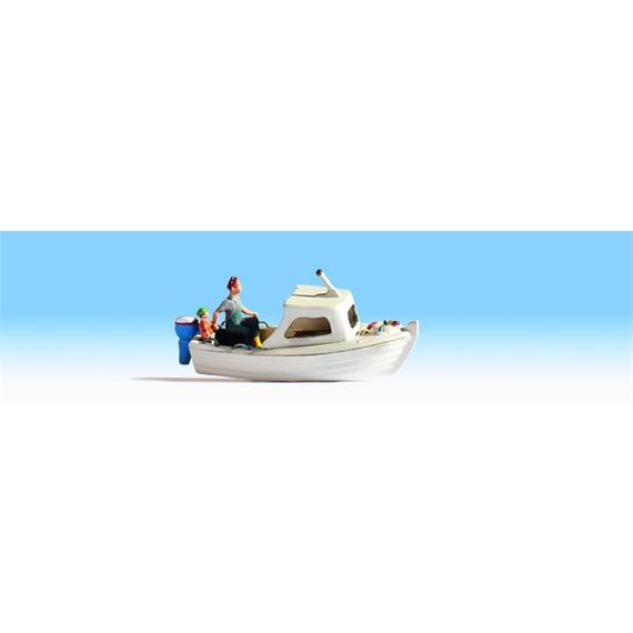 NOCH Fischerboot HO (nicht schwimmfähig)