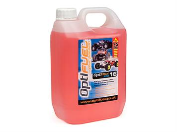 Optifuel-Optimix 11.OP1002K CAR-RTR 16 % Treibstoff 2,5 Liter