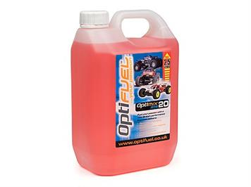 Optifuel-Optimix 11.OP1005K CAR-RTR 20 % Treibstoff 2,5 Liter