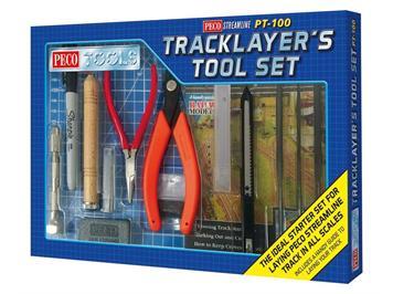 Peco PT-100 Werkzeug für Schienen