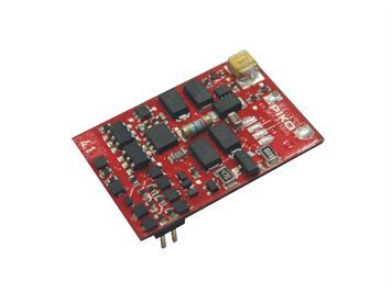 PIKO 56401 SmartDecoder 4.1 PluX22 mit Soundschnittstelle, multiprotokoll, mfx-fähig