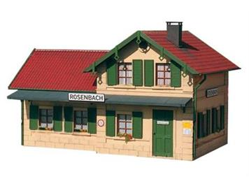 PIKO 62040 Bahnhof Rosenbach G