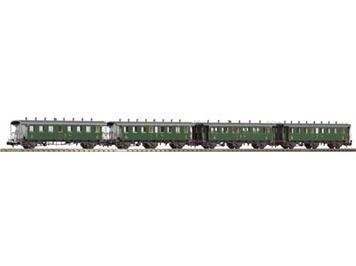 PIKO 94343 SBB-CFF Oldtimer-Wagen (4) B