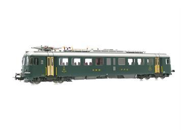 PIKO 96846 SBB Triebwagen RBe 1434 grün alte Schrift DC digital mit Sound