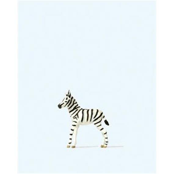 Preiser 29504 junges Zebra HO