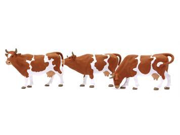 Preiser 65324 Kühe, Spur 0 1:43
