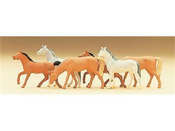 Preiser 79150 Pferde N