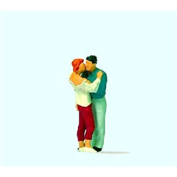 Preiser küssendes Paar HO