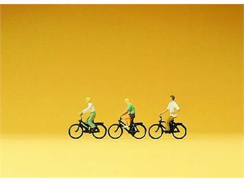 Preiser - Radfahrer