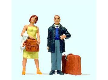 Preiser Wartende Reisende IIm