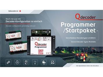 Qdecoder QD093 deLuxe Startpaket ZA1-16+deLuxe
