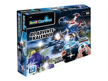 Revell 01011 RC Adventskalender (RC Quadcopter)