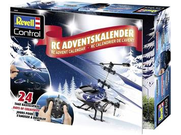 Revell 01015 Adventskalender Helikopter RC