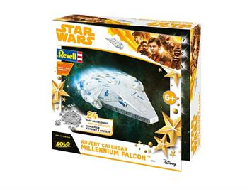 Revell 01017 Adventskalender Star Wars