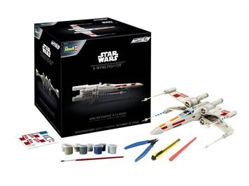 Revell 01035 Adventskalender Star Wars X-Wing Fighter (easy-click system)