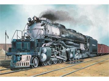 Revell 02165 Big Boy Lokomotive 1:87