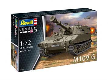 Revell 03305 M109G 1:72