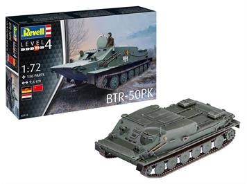 Revell 03313 BTR-50PK, Massstab 1:72