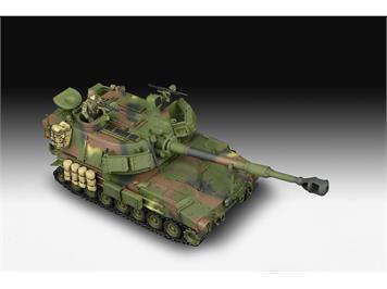 Revell 03331 Panzerhaubitze M109A6, 1:72