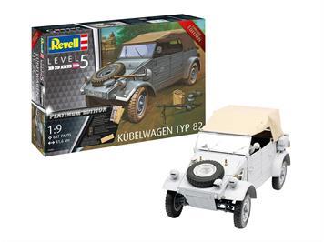 Revell 03500 Kübelwagen Typ 82