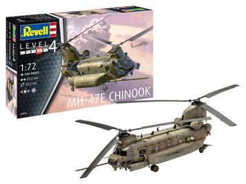 Revell 03876 MH-47E Chinook, 1:72