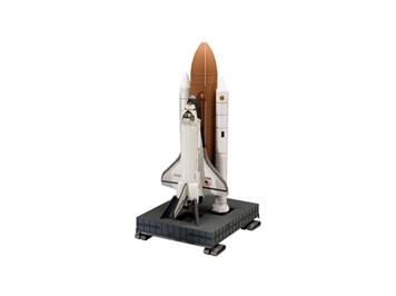 Revell 04736 Space Shuttle Discovery + Boost 1:144
