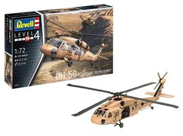 Revell 04976 UH-60 Transport Helicopter, 1:72