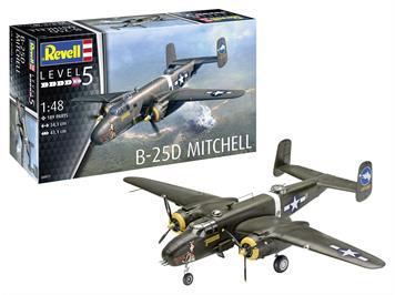 Revell 04977 B-25D Mitchell