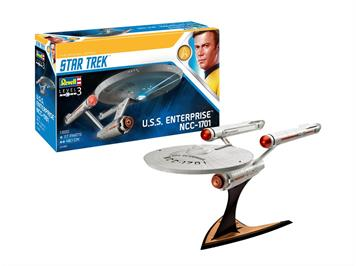 Revell 04991 Star Treck U.S.S. Enterprise NCC-1701