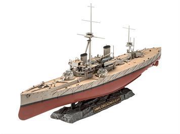 Revell 05171 HMS Dreadnought, Massstab 1:350