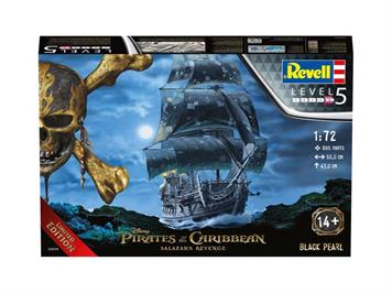 Revell 05699 Black Pearl Limited Edition 1:72