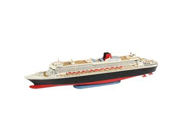 Revell 05808 Queen Mary 2, Maßstab: 1:1200