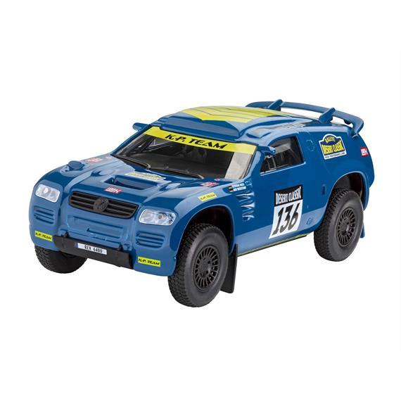 "Revell 06400 Build & Play VW Touareg ""Rallye"", 1:32"