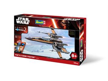 Revell 06692 Star Wars easykit Poe's X-wing Fighter