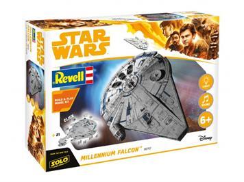 """Revell 06767 STAR WARS """"Millennium Falcon"""" mit Licht und Sound"""