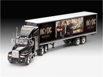 "Revell 07453 Tour Truck ""AC / DC - Rock or Bust World Tour"" 1:32 lim Edition"