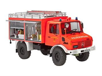 Revell 07501 Mercedes-Benz Unimog Z 1300 L TLF-8/18 1:24 limited Edition