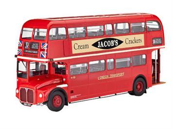 Revell 07651 London Bus 66 1:24