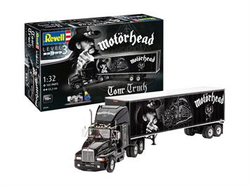 Revell 07654 Gift set Motörhead Tour truck, 1:32