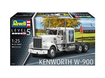 Revell 07659 Kenworth W-900