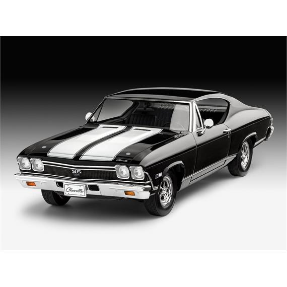Revell 07662 1968 Chevy Chevelle